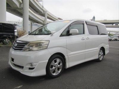 used Toyota Alphard 3.0 MS Prime Selection 2 - RESERVED - Low Mileage - Twin Power Doors - Twin Sunroof