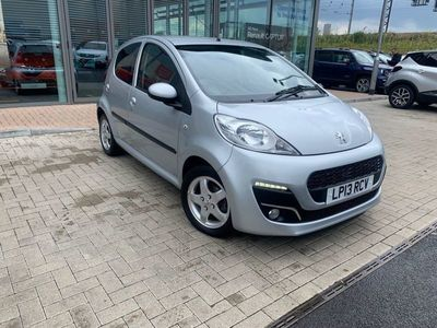 used Peugeot 107 1.0 Allure 5Dr 2-Tronic
