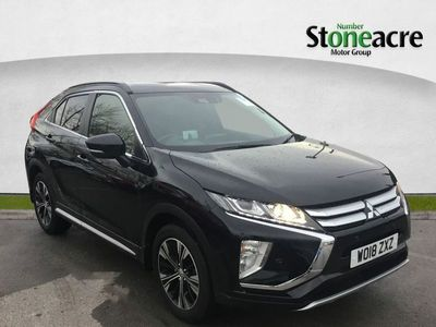 used Mitsubishi Eclipse Cross 1.5T 3 SUV 5dr Petrol (s/s) (163 ps)