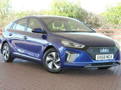 used Hyundai Ioniq 1.6 GDi Hybrid Premium 5dr DCT Hatchback