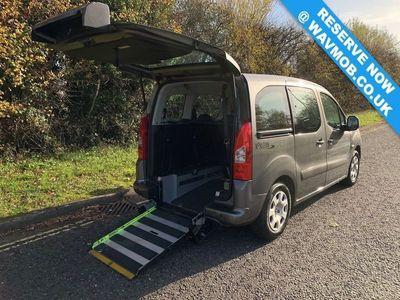 used Peugeot Partner Tepee DIESEL MANUAL MPV 5 DOORS