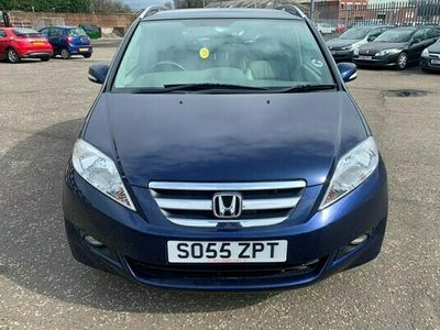 used Honda FR-V 2.2 i-CTDi Sport 5dr part ex welcome full service history 14 stamps