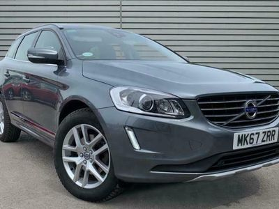 used Volvo XC60 2.0 D4 SE Lux Nav SUV 5dr Diesel Geartronic (s/s) (124 g/km, 190 bhp)