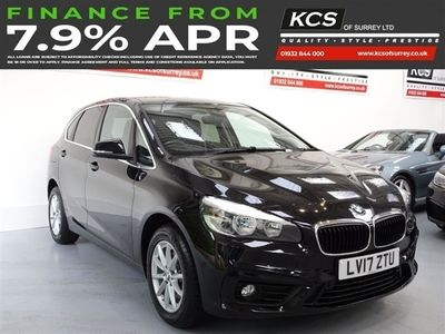 used BMW 218 Active Tourer 2 SERIES 1.5 I SE 5d 134 BHP