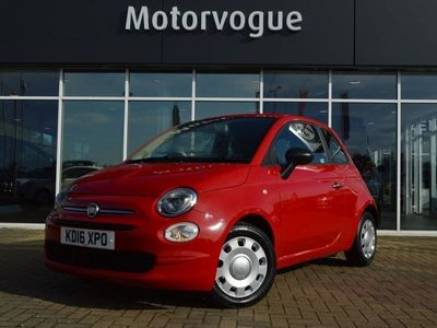 used Fiat 500 3Dr 1.2 69hp POP