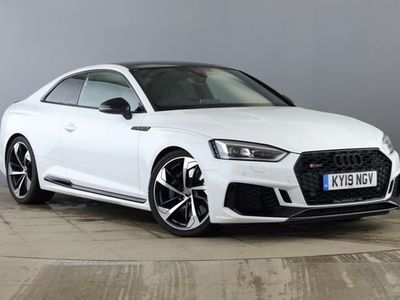 used Audi RS5 RS5TFSI Quattro Sport Edn 2dr Tiptronic Coupe 2019