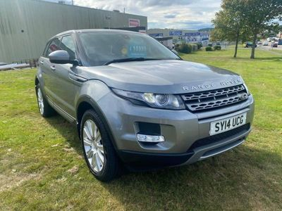 used Land Rover Range Rover evoque 2.2 SD4 PURE 5d 190 BHP