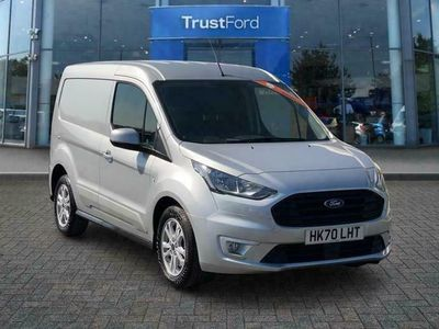used Ford Transit Connect 1.5 EcoBlue 120ps Limited Van Powershift