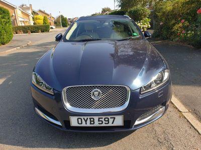 used Jaguar XF Sportbrake 3.0 TD V6 Premium Luxury (s/s) 5dr