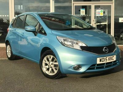 used Nissan Note 1.5 dCi Acenta (Style Pack) 5dr