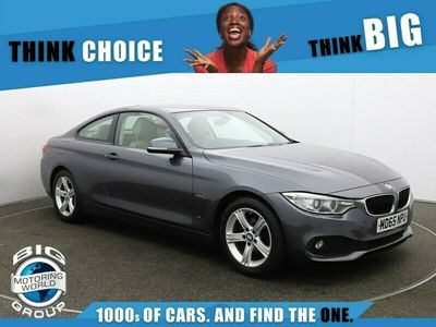 used BMW 418 4 SeriesSE for sale | Big Motoring World