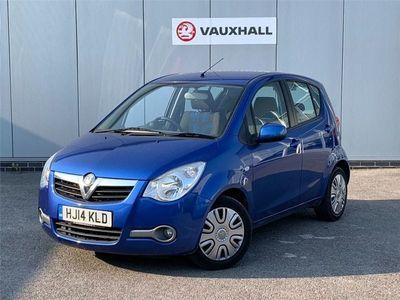 used Vauxhall Agila S AC