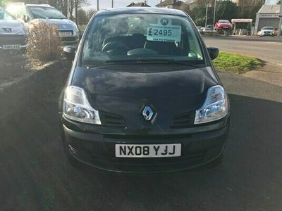 used Renault Grand Modus Estate 1.2 TCE Expression 5d