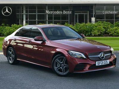 used Mercedes C300 D AMG LINE EDITION PREMIUM