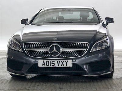 used Mercedes CLS220 CLS CoupeBlueTEC AMG Line Pre Plus 4d 7G-Tronic