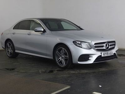 used Mercedes E400 E-Class4Matic Amg Line 4Dr 9G-Tronic