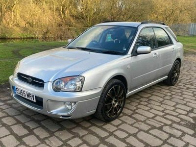 used Subaru Impreza 2.0 GX 5dr