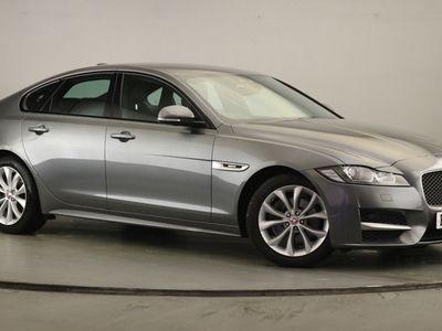 used Jaguar XF 2.0d R-Sport Auto (s/s) 4dr
