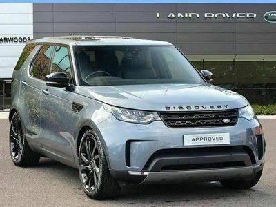 used Land Rover Discovery 3.0 SDV6 (306hp) HSE Luxury