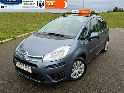 used Citroën C4 Picasso 1.6 HDi VTR 5dr