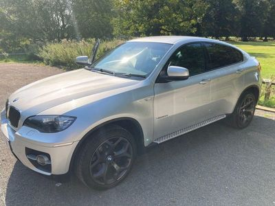 used BMW X6 3.0 30d xDrive 5dr