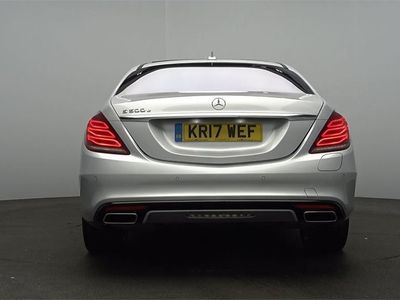 used Mercedes S500 S-ClassL Amg Line 4Dr Auto