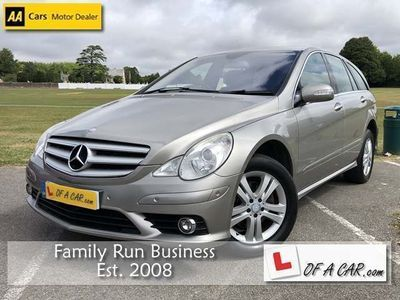used Mercedes R320 R Class 3.0CDI SE 7G-Tronic 5dr (5 seats)