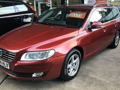 used Volvo V70 D4 BUSINESS EDITION Auto