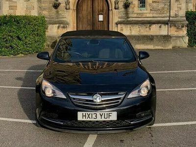 used Vauxhall Cascada 2.0 CDTi SE (s/s) 2dr