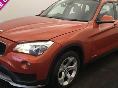 used BMW X1 DIESEL MANUAL ESTATE 5 DOORS