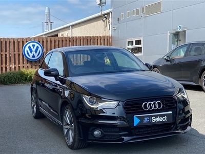 used Audi A1 1.6TD S Line Style Edition Hatchback 3d
