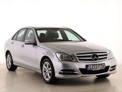 used Mercedes C220 C ClassCDI BlueEFFICIENCY Executive SE 4dr Auto 2.2