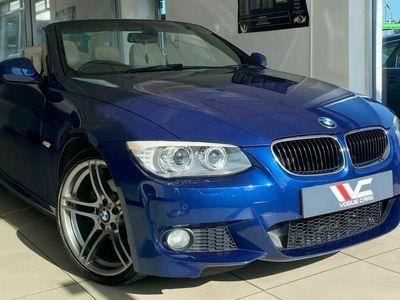 used BMW 320 Cabriolet 320d M Sport 2dr
