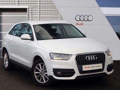 used Audi Q3 2.0 TDI SE 5dr diesel estate