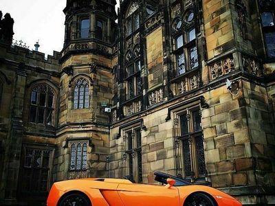 used Lamborghini Gallardo 5.0 V10 Spyder E-Gear 4WD 2dr