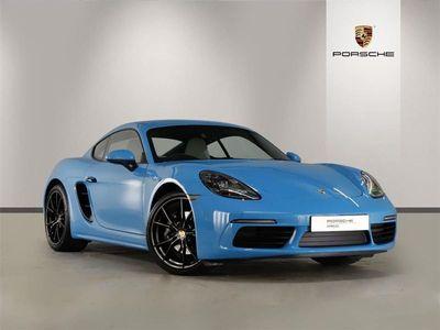 used Porsche Cayman Petrol 2.0 2dr PDK