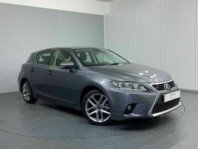 used Lexus CT200h 1.8 Executive Edition 5dr Auto Nav