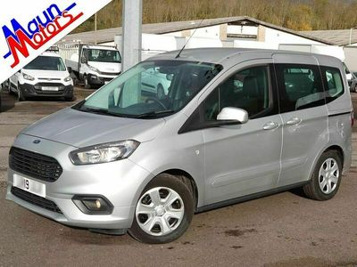 used Ford Tourneo Courier 1.0 EcoBoost Zetec EU6 5dr