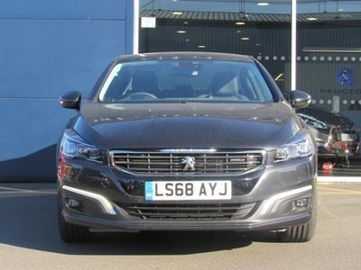 used Peugeot 508 GT 180BHP BLUE HDI S/S AUTO Saloon 2018
