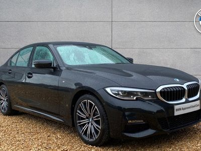 used BMW 320 3 Series D M Sport 4Dr