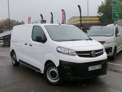 used Vauxhall Vivaro 2700 1.5d 120PS Edition H1 Van