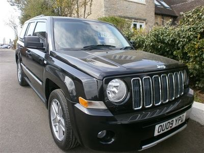 used Jeep Patriot 2.4 S Limited 5dr