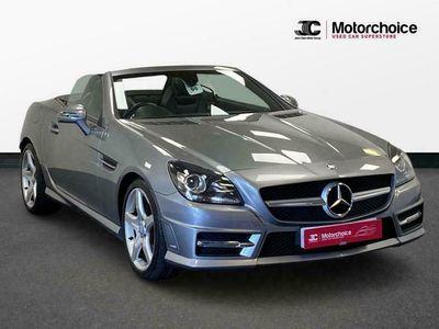 used Mercedes SLK250 SLK 2.1TDAMG Sport