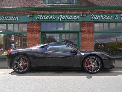 used Ferrari 458 Italia DCT Coupe 2011