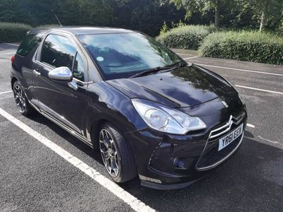 used Citroën DS3 1.6 THP DSport Plus 3dr