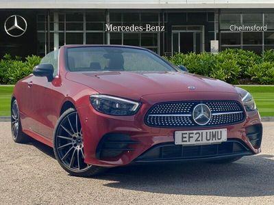 used Mercedes E220 E-ClassAMG Line Night Ed Premium