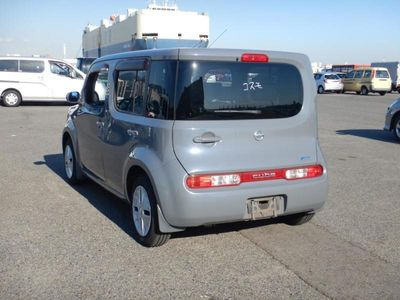 used Nissan Cube 15X V Selection 1.5 petrol Automatic Sub compact car 5-Door