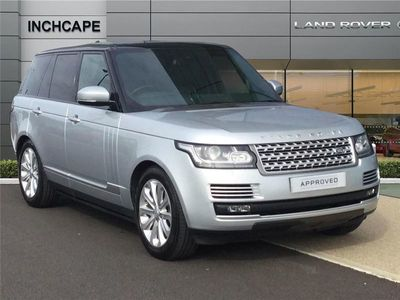 used Land Rover Range Rover 2016 York 3.0 TDV6 Vogue 4dr Auto