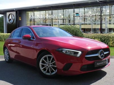 used Mercedes A180 A ClassSport 5dr Auto hatchback 2019
