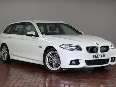 used BMW 520 5 Series d [190] M Sport 5dr Step Auto diesel touring